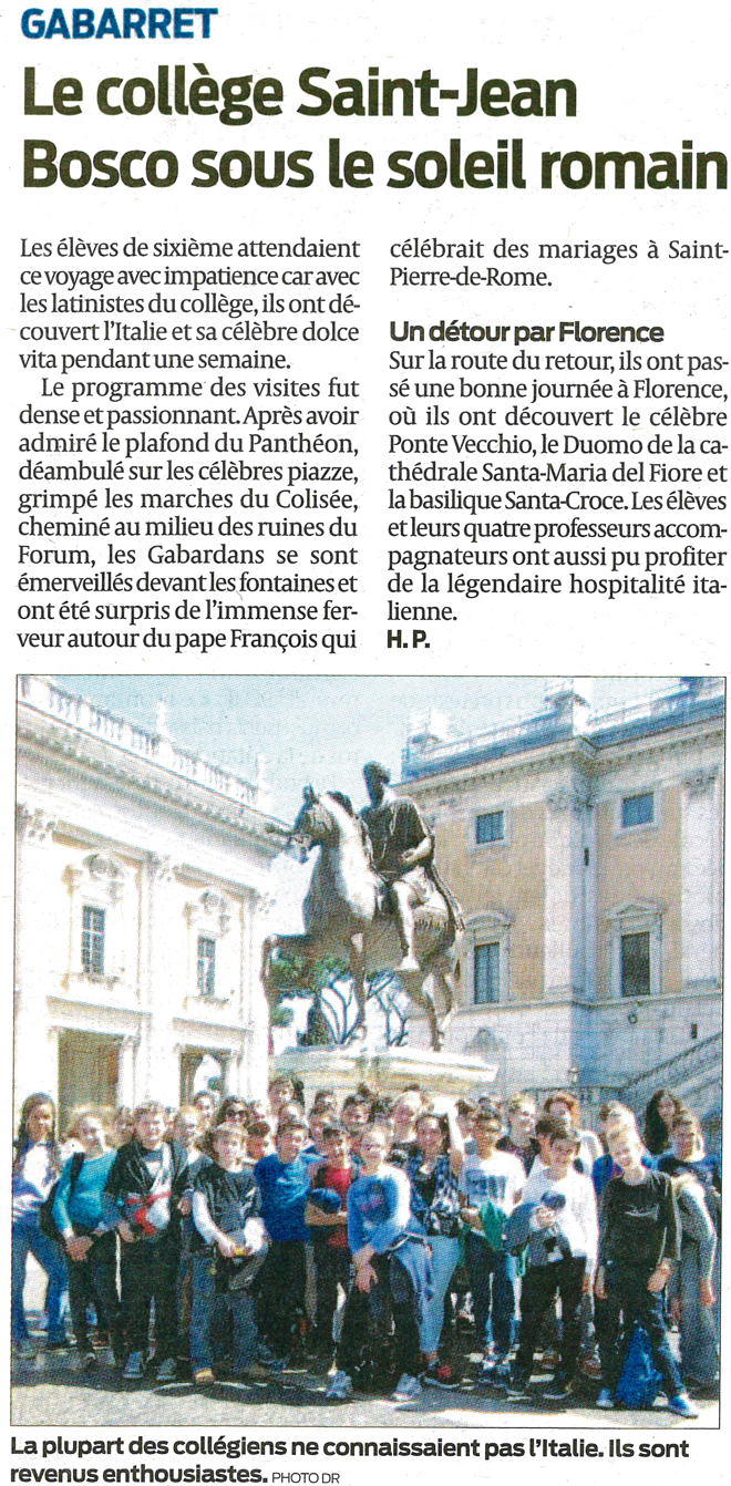 ARTICLE--ITALIE-SUDOUEST-AVRIL2015