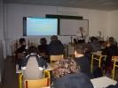 Conférences sur les débouchés professionnels au Lycée