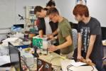 Expérimentation spatiale en BAC Pro SN 2019