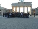 Les collégiens en voyage scolaire à Berlin