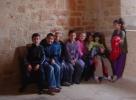 La visite du château fort de Bonaguil en images