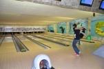 Les lycéens strikent au bowling