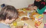 Petit déjeuner Anglais chez les internes