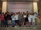 Les Collégiens soudés pour le Rallye Mathématiques