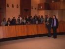 Les lycéens et collégiens au Conseil Général des Landes