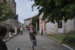 Les lycéens courent au cross de l'Association Chrysalide