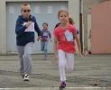 Les petits et grands courent pour l'Assiociation Chrysalide