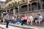 Les Quatrièmes et Troisièmes à Barcelone