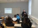 Forum des métiers au Lycée Saint-Joseph de Gabarret