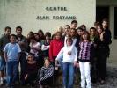 Les internes au centre Jean Rostand
