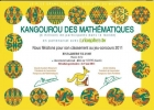 Concours national de Mathématiques KANGOUROU