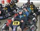 Les internes jouent les coucou Casse-cous au Karting