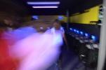 Les collégiens internes au Laser Lander