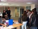 Visite des élèves à l' Entreprise Société Nouvelle Louit