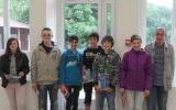 Les lauréats du concours de maths La tête au carré
