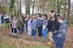 Les collègiens à la découverte de la Nature - mars 2015