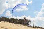 Initiation au parapente sur la dune du Pyla