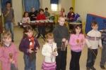 Découverte des percussions : Les CP-CE1