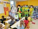 Les lycéens fêtent le Père-Cent