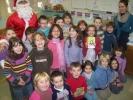La visite du Père Noël