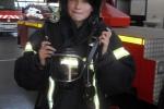 Visite de la caserne SDIS des pompiers