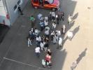 Visite des 3ème MDP6 chez les pompiers de Mont de Marsan