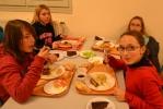 Repas de Noël des internes