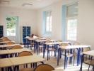 Nouvelles salles de classe au collège
