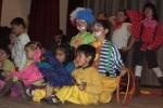 Le spectacle de Noël des enfants