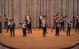 « La danse des chiffres de l'horloge » par les élèves de CP-CE1