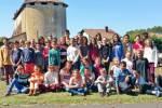 Dixième année de participation à la route de la Transhumance
